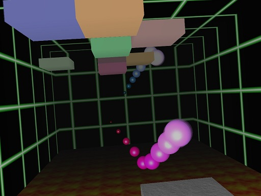 Click to view 3D Pong Extreme screenshots